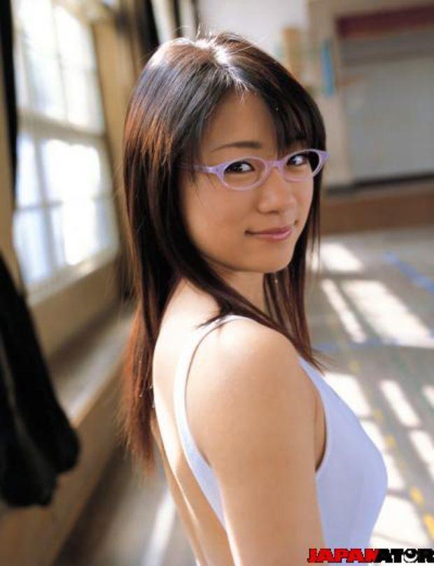 Idol glasses japanese ami